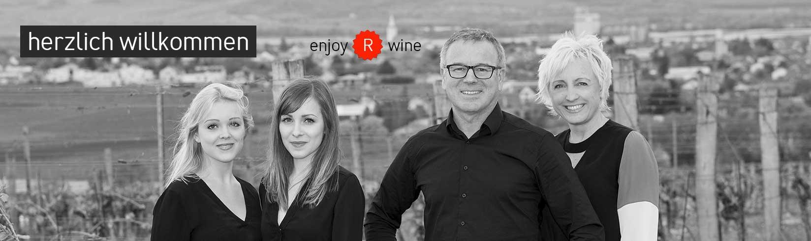 Willkommen im Weingut Reumann!